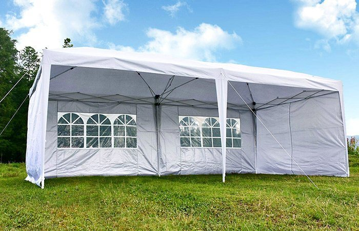 charaHOME 10x20 Canopy Tent