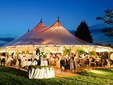 Wedding Tents For Sale That Won't Break The Budget