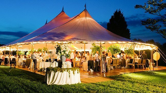 Wedding Tents For Sale That Won T Break The Budget