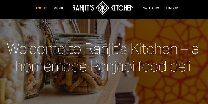 Ranjits Kitchen In Glasgow