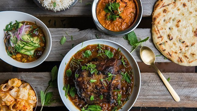 Where to buy Indian food in Glasgow