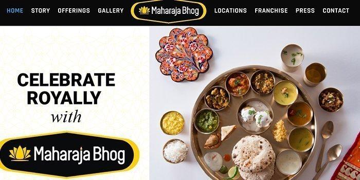 Houston Maharaja Restaurant