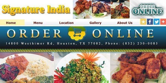 Houston Signature India