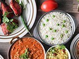 Where to buy Indian food in Kansas