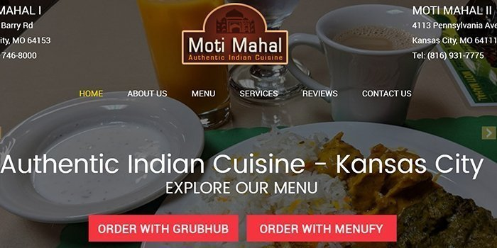 Moti Mahal Restaurant In Kansas