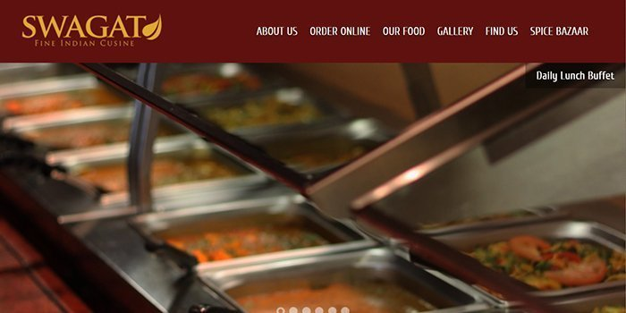 Swagat Fine Indian Cuisine In Kansas