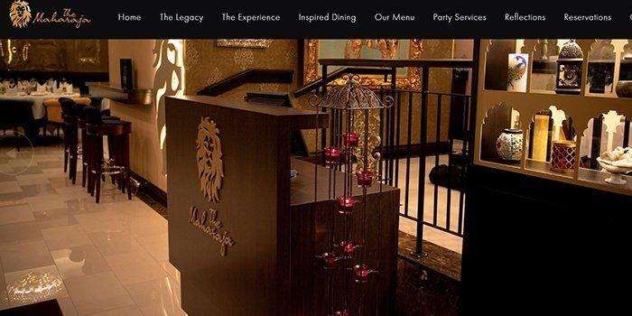 The Maharaja Restaurant In Mississauga