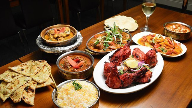 Indian food in Mississauga