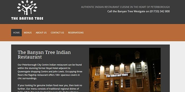 Peterborough Banyan Tree Restaurant