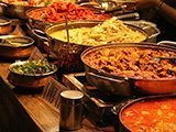 Where to buy Indian food in Tamworth