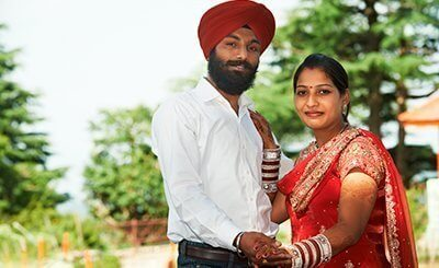 Sikh Matrimony - No cost to contact our members