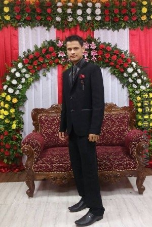 Matrimony Groom SAM6203476