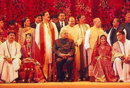 Sahara Wedding